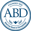 ABD Founded 1932 American Board of Dermatology